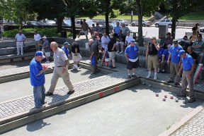 Bocce Tournament