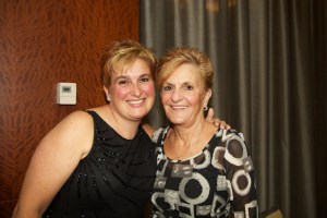 Lynn (l) and Maryann Bova