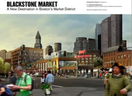 Blackstone Market Artist Rendering