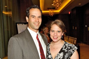 Tim and Rebecca Griffin
