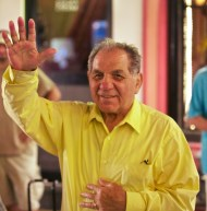 Tony DeMarco at the 2012 Fisherman&#039;s Feast (Photo by Matt Conti)
