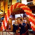 A special entrance for Lucia&#039;s 35th Anniversary