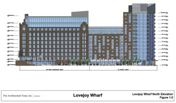 Lovejoy Wharf - The Beal / Related Cos. - Rendering