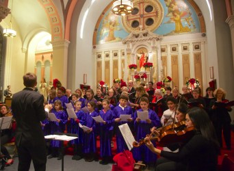 Concerto di Natale at Sacred Heart - December 2012 121