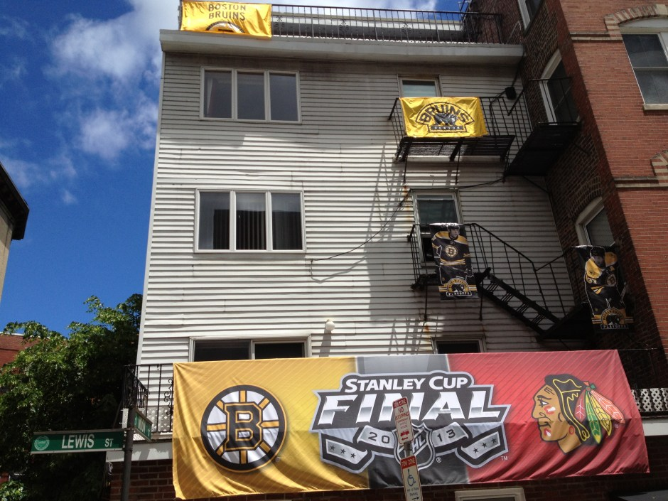 Ready for the Stanley Cup Finals - June 2013 - Photo by Justin Amoroso