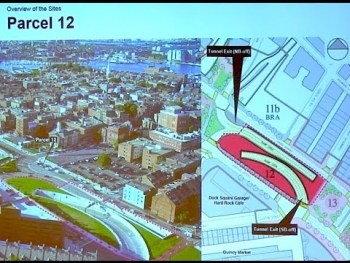 Video: Officials Kick Off Study to Cover Greenway Ramp Parcels