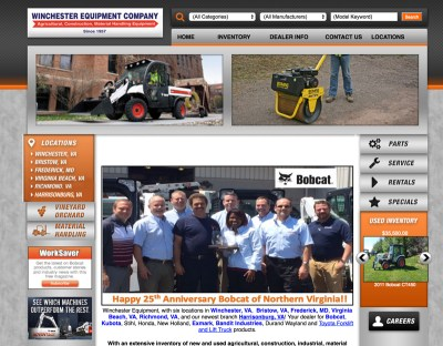 Winchester Equipment Sales - Northern Atlantic Financial Group