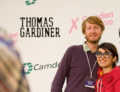 thomas gardiner