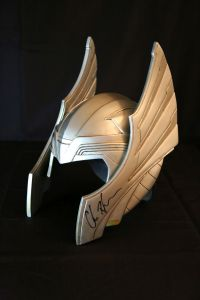 Thor Helmet Chris Hemsworth