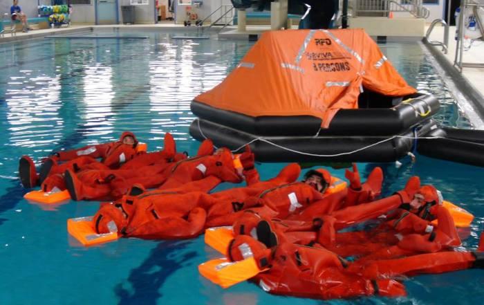 STCW Basic Safety Training Seattle