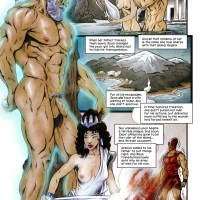 The Mark of Aeacus #2, page 9