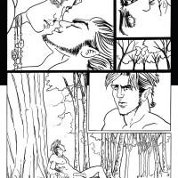 Fearful Hunter #1, page 9