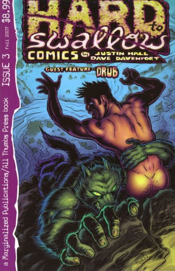 Hard to Swallow Comics #3