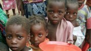 16 million are threatened by starvation in southern Africa