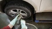 Many caught with studded tires in summer