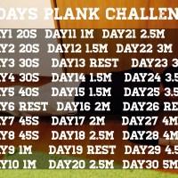[n❁h]30日プランクチャレンジに挑戦!腹筋は割れたのか?