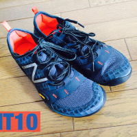 [n❁h]ロードでもトレイルでも!〈new balance〉ミニマスMT10でフォアフットを試してみた!
