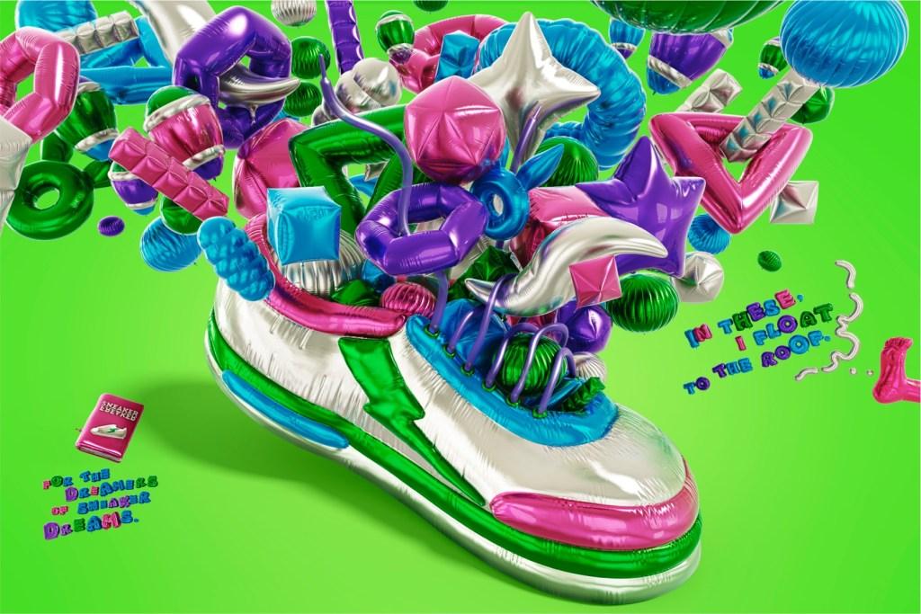 Sneaker Freaker Magazine - Float