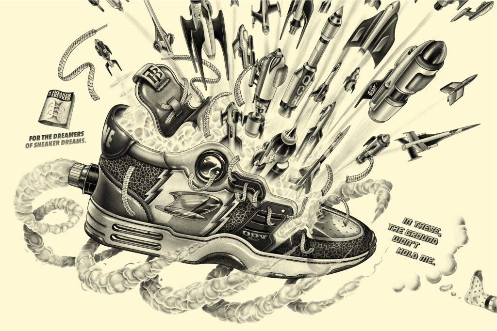 Sneaker Freaker Magazine - Ground