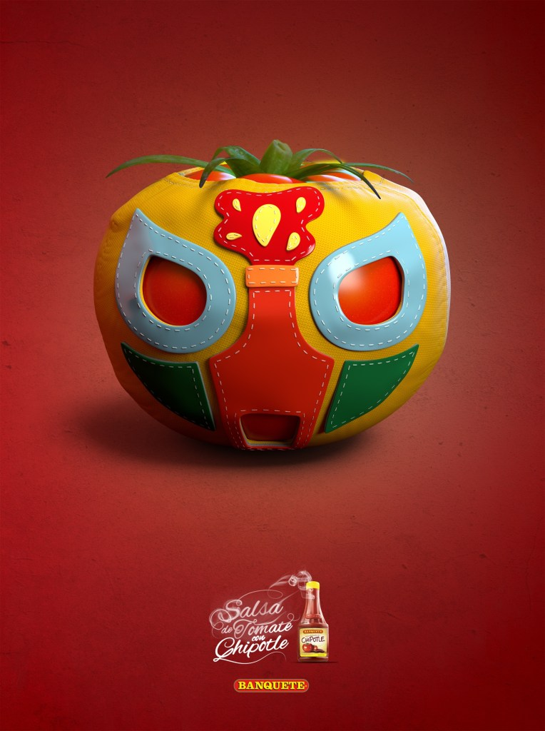 Banquete - Wrestler Tomato