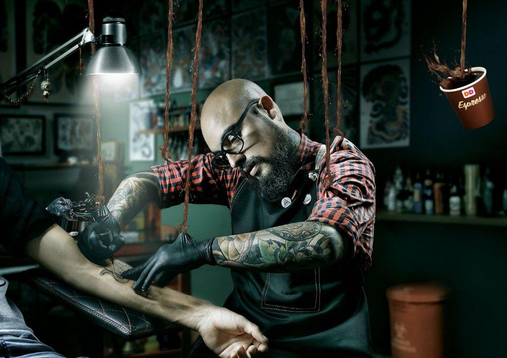 DD Espress - Tattoo Artist