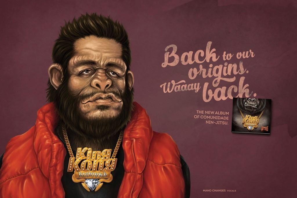 King Kong Diamond - Mano