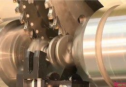 Incredible CNC Machinery Making Crankshafts