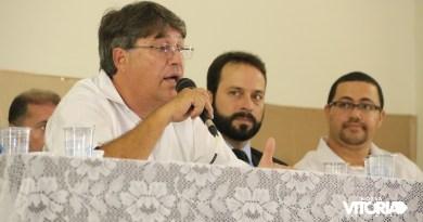 Aglailson Júnior anuncia nomes da equipe de transição do governo