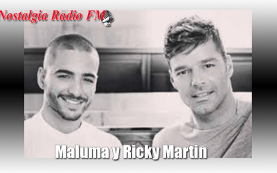 Maluma y Ricky Martin Enamorados