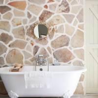 Rough Stone Wall Ideas
