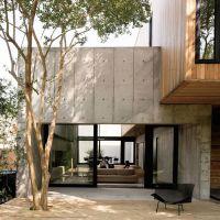 Minimal Concrete House By Robertson Design Studio