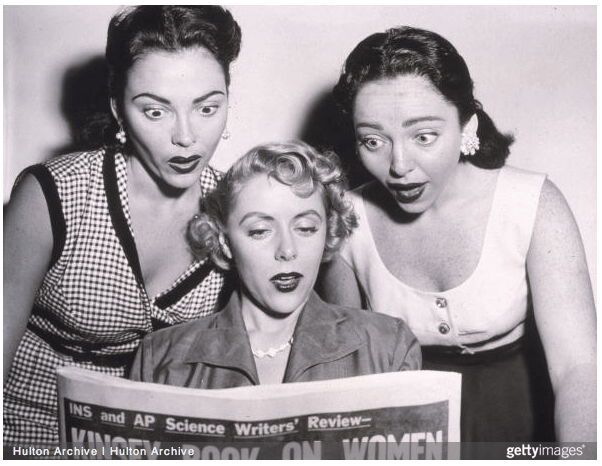 jewish single women in kinsey Jewish voice the glazov  so few women would talk sex to kinsey in the 1930s and 1940s that he relabeled  the kinsey team said 87 percent of single pregnant.