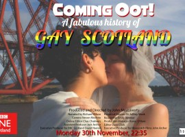 Coming Oot! A Fabulous Gay History of Scotland