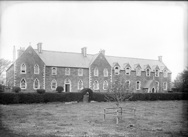 Christian Brother's School, Tralee, Co. Kerry, circa 1910. Courtesy of National Library of Ireland.