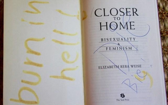 Die Bi(e)! Reading Bisexual Women's History