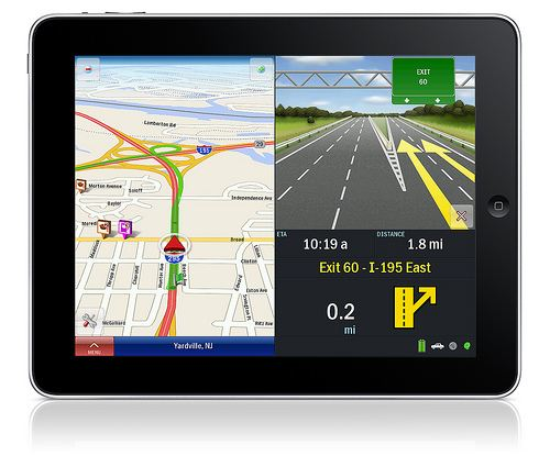 Copilot ipad gps 1