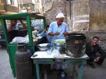 The Falafel Man