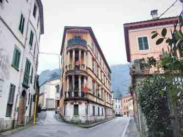 Bagni di Lucca to Vicenza via Lucca, Prato, Bologna, Padova