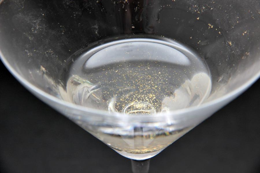Martini pepitas oro