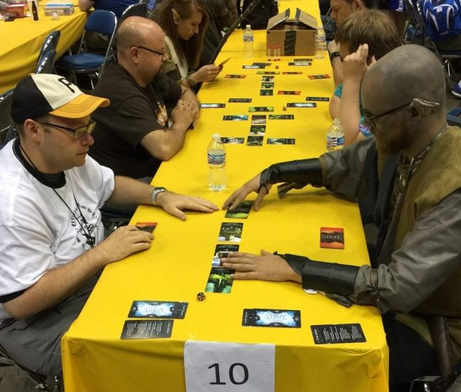 Strife Game at Gen Con