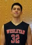Joe Edmonds (Courtesy of Wesleyan Athletics)