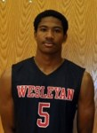 Jordan Sears '18 (Courtesy of Wesleyan Athletics)