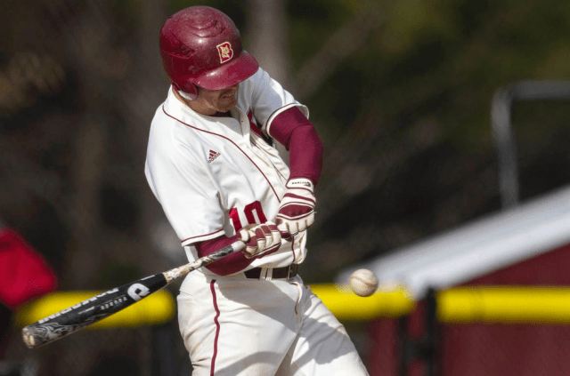 Sam Berry '15 has emerged as a stud for Bates down the stretch. (Courtesy of Bates Athletics)