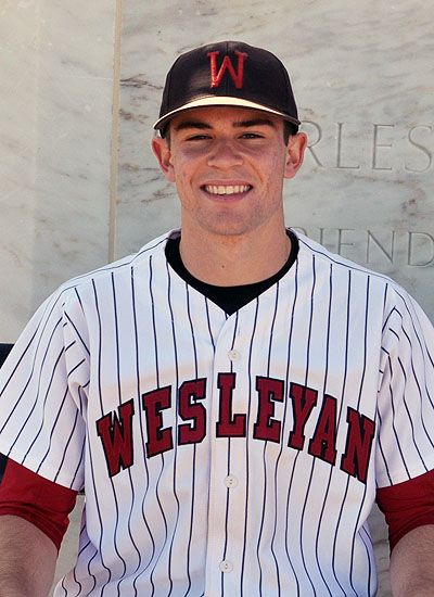 Guy Davidson '16 has some big shoes to fill as the incumbent star on the two-time reigning champs. (Courtesy of Wesleyan Athletics)