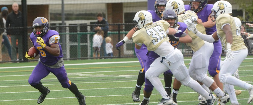 Connor Harris '18 has been a consistent workhorse for the Ephs so far (Courtesy of Williams Athletics)