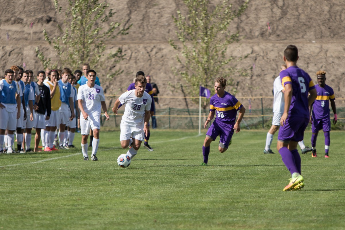 The Biggest Little Rivalry: Amherst vs Williams Men's Soccer Preview