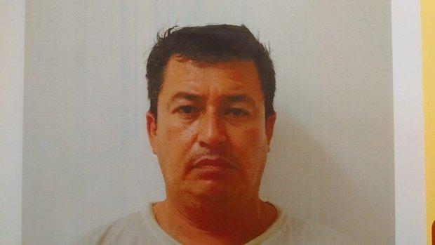 Jesús Lagunes Alcocer, presunto asesino de Adriana Vanegas Martínez.