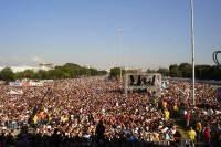 Marcha para Jesus 2012 em São Paulo já tem presença confirmada de Renascer Praise, André Valadão, Fernanda Brum e outros artistas. Confira mais informações