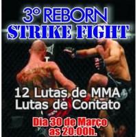 """""""Reborn Strike Fight"""": Evento da Igreja Renascer faz evangelismo através de lutas de MMA"""