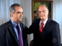 """Bispo Honorilton Gonçalves, vice-presidente da Record, afirma que reportagem sobre Valdemiro Santiago foi jornalística: """"investigamos uma denúncia"""""""
